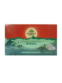 Organic India Stevia 25 plicuri