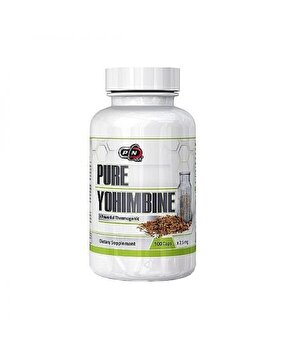 Pure Nutrition USA Pure Yohimbe HCL 100 capsule