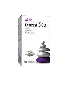 Omega 3 6 9 Alevia 40 comprimate de la Alevia