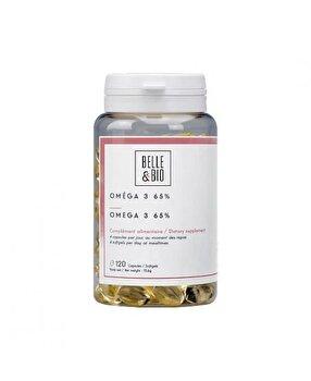 Belle&Bio Omega 3 (65%) 120 capsule