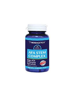 Supliment alimentar Herbagetica AFA Stem + 60 capsule Herbagetica