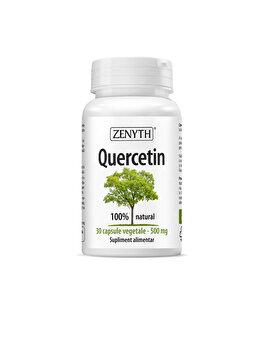 Supliment alimentar pentru imunitate și controlul alergiilor Zenyth Quercetin 30 capsule de la Zenyth