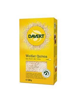 Quinoa alba Davert bio, 200 g de la Davert