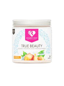 True Beauty Collagen Drink Peach White Tea 300g de la Women's Best