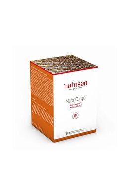 Nutrisan NutriOxyd (Antioxidant puternic) 60 Capsule Nutrisan
