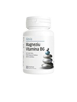 Magneziu vitamina B6 Alevia 30 comprimate de la Alevia