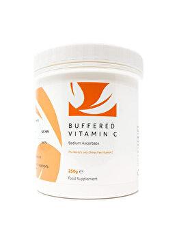 Vitamina C alcalina Naturiscript pulbere, 250 g