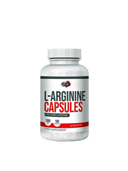 Pure Nutrition USA L-Arginina 1000 mg 100 capsule
