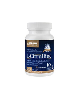 Supliment alimentar Jarrow Formulas by Secom L-Citrulline 60 tablete de la Jarrow Formulas by Secom