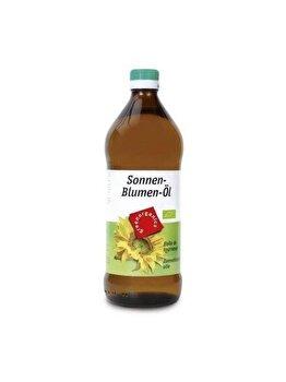 Ulei de floarea soarelui Green Organics presat la rece bio, 750 ml de la Green Organics