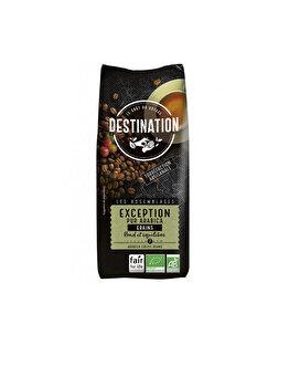 Cafea boabe pur arabica d`exception Eco Destination 1kg