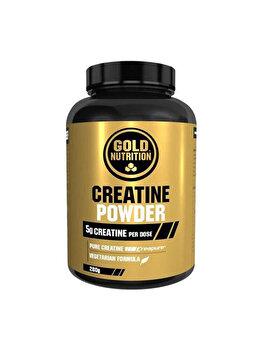 Creatine Powder 280 gr de la GoldNutrition