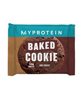 Prajitura Proteica Coapta Myprotein Baked Protein Cookie Chocolate 12x75g Myprotein