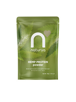 Pulbere Proteine de Canepa Ecologic/BIO - 100 g Naturya