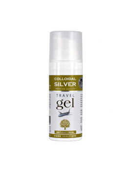 Colloidal Argint coloidal gel (Silvergel) cu pompa, dezinfectant, 50 ml