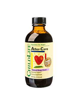 Supliment alimentar ChildLife Essential by Secom Aller-Care 118.50ml (gust de struguri) de la ChildLife Essential by Secom