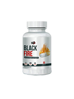 Pure Nutrition USA Black Fire 60 capsule