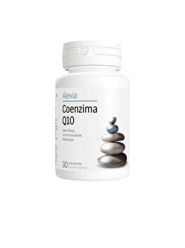 Coenzima Q10 10 mg Alevia 30 comprimate de la Alevia