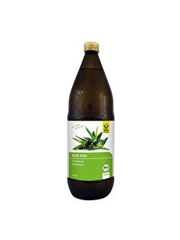 Suc de aloe vera Raab bio, 1000 ml