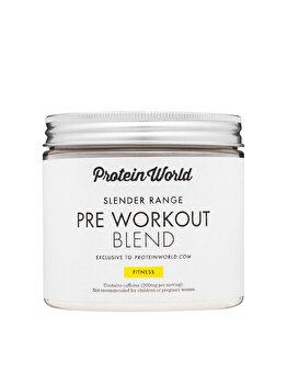 Slender Pre Workout Blend - Peach Tea ( 400g ) Protein World