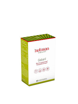 Nutrisan Gabaril (Gaba, B1, B6, Taurina, Inositol) 60 Capsule Nutrisan