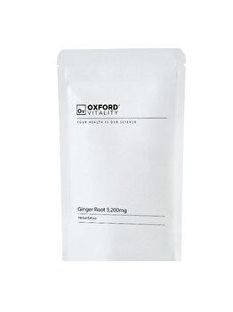 Supliment alimentar Oxford Vitality Ghimbir Extra 3200 mg, 120 tablete de la Oxford Vitality