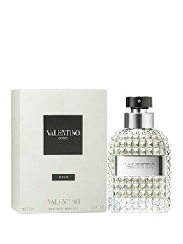 Apa de toaleta Valentino Uomo Acqua, 75 ml, pentru barbati imagine produs