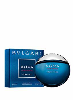 Apa de toaleta Bvlgari Aqva Atlantique, 100 ml, pentru barbati poza