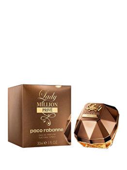 Apa de parfum Paco Rabanne Lady Million Prive, 30 ml, pentru femei imagine produs