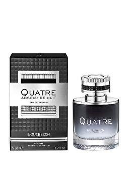 Apa de parfum Boucheron Quatre Absolu de Nuit, 50 ml, pentru barbati imagine produs