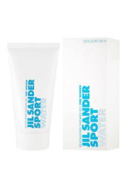 Gel de dus Jil Sander Sport Water, 150 ml, pentru femei poza
