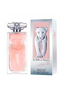 Apa de toaleta Salvador Dali La Belle Et L'Ocelot, 50 ml, pentru femei imagine produs