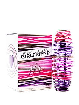 Apa de parfum Justin Bieber Girlfriend, 50 ml, pentru femei imagine produs