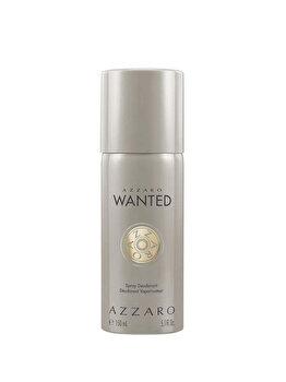 Deospray Azzaro Wanted, 150 ml, pentru barbati poza