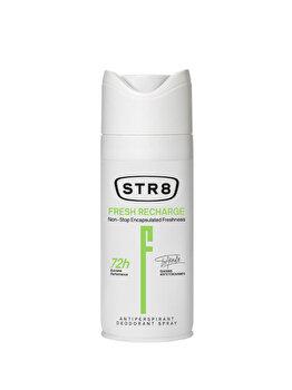 Deospray STR8 Fresh Recharge, 150 ml, pentru barbati imagine produs