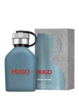 Apa de toaleta Hugo Boss Hugo Urban Journey, 75 ml, pentru barbati imagine produs
