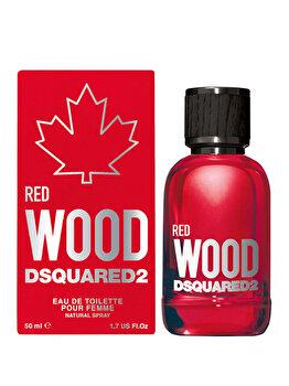 Apa de toaleta Dsquared2 Red Wood, 50 ml, pentru femei imagine produs