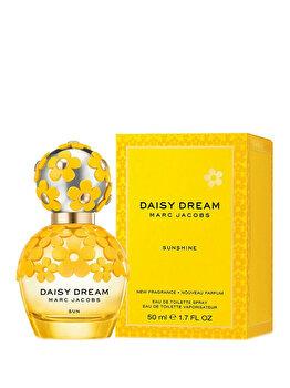 Apa de toaleta Marc Jacobs Daisy Dream Sunshine, 50 ml, pentru femei imagine produs