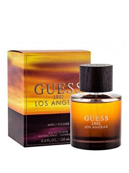 Apa de toaleta Guess 1981 Los Angeles, 100 ml, pentru barbati imagine produs