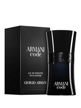 Apa de toaleta Giorgio Armani Code Pour Homme, 30 ml, pentru barbati imagine produs