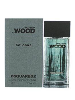 Apa de colonie Dsquared2 He Wood Cologne, 150 ml, pentru barbati