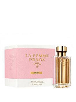 Apa de toaleta Prada La Femme L'Eau, 35 ml, pentru femei imagine produs