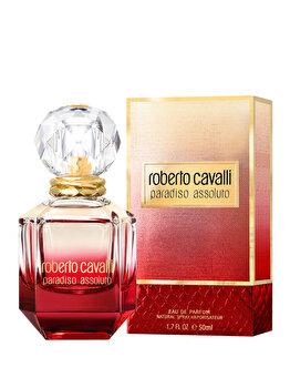 Apa de parfum Roberto Cavalli Paradiso Assoluto, 50 ml, pentru femei imagine produs