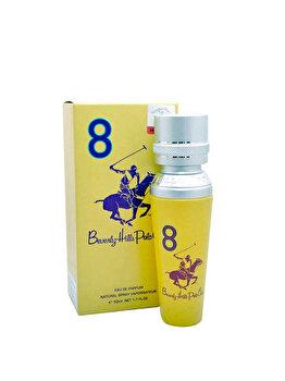 Apa de parfum Beverly Hills Polo Club No. 8, 50 ml, pentru femei imagine produs