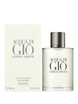 Apa de toaleta Giorgio Armani Acqua di Gio, 100 ml, pentru barbati imagine produs