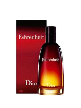 Apa de toaleta Christian Dior Fahrenheit, 100 ml, pentru barbati imagine produs