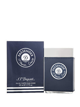 Apa de toaleta S.T. Dupont Passenger Cruise, 50 ml, pentru barbati imagine produs