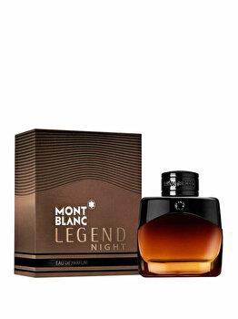 Apa de parfum Mont blanc Legend Night, 50 ml, pentru barbati imagine
