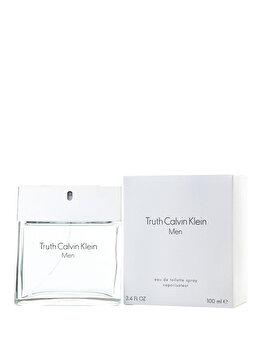 Apa de toaleta Calvin Klein Truth, 100 ml, pentru barbati poza
