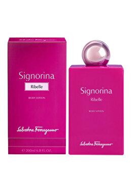 Lotiune de corp Salvatore Ferragamo Signorina Ribelle, 200 ml, pentru femei imagine produs